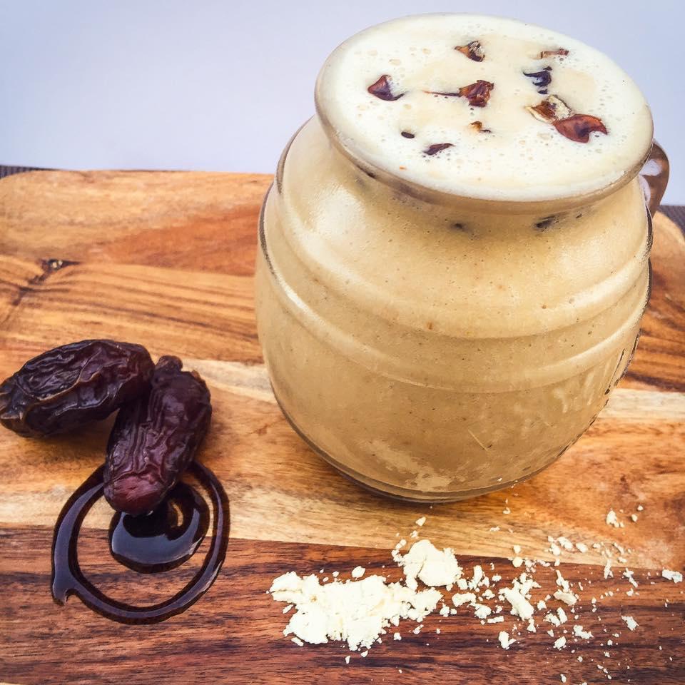 Date smoothie recipe in Australia