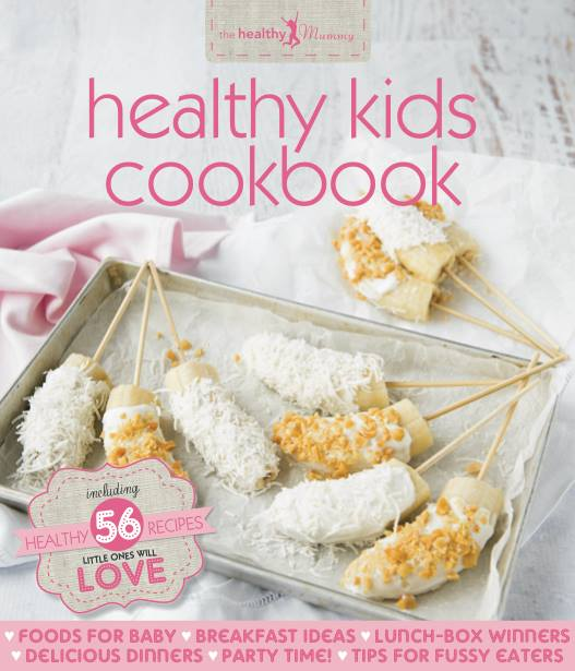 Lose Baby Weight - healthy cookbook for kids