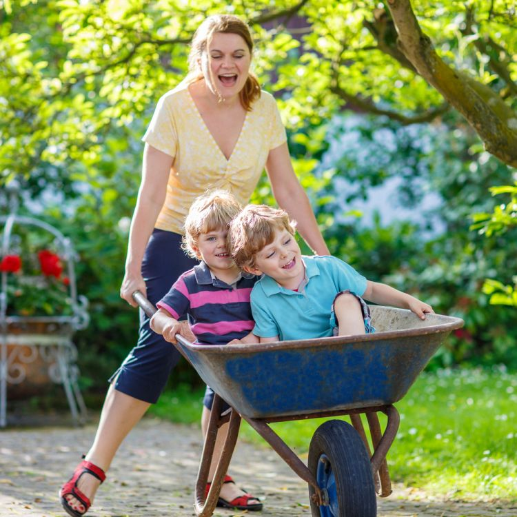 Lose Baby Weight - Fitting Exercise In With Kids