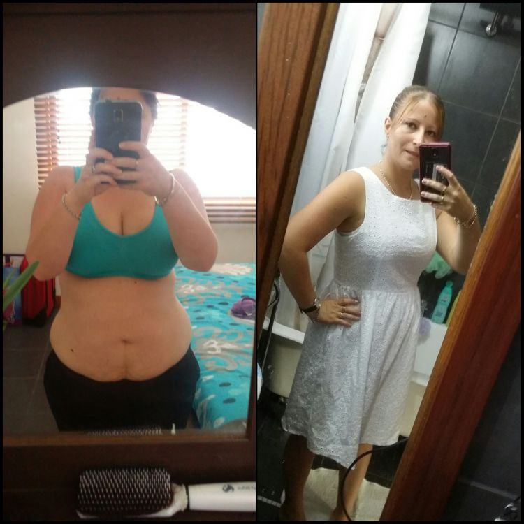 Lose Baby Weight-14kg Loss