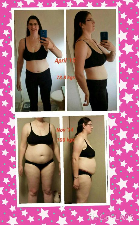 Lose Baby Weight - 20kg Loss