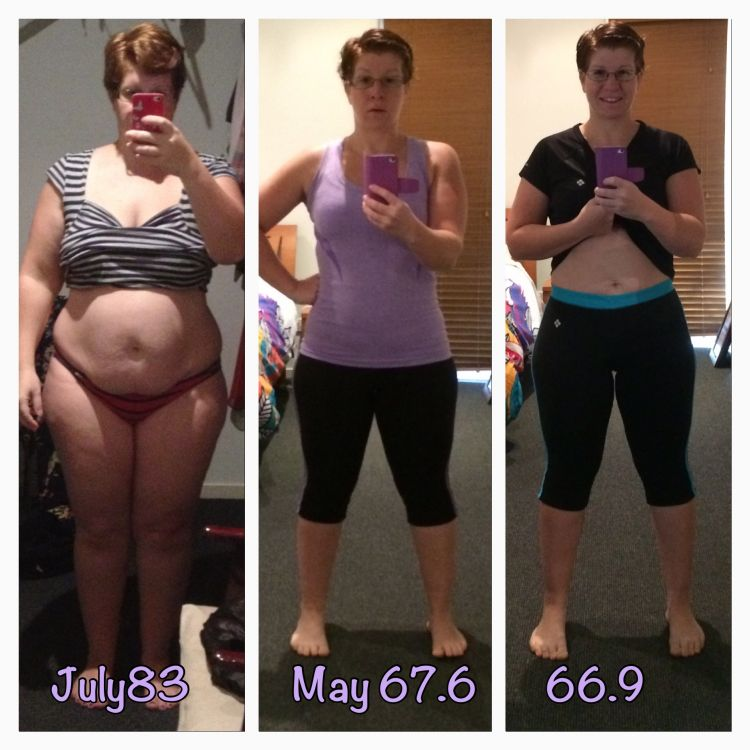 Lose Baby Weight- 16kg Loss