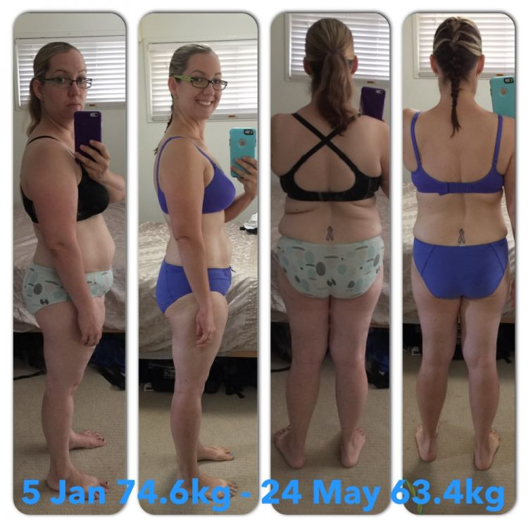 Lose Baby Weight-13kg Loss