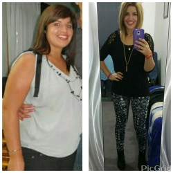 Lose Baby Weight-17.5kg Loss