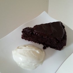 Lose Baby Weight- Chocolate Cake