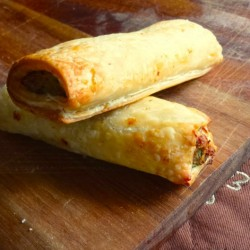 Lose Baby Weight- Healthy Sausage Roll