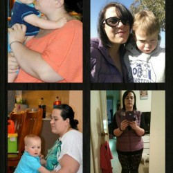 Lose Baby Weight-38kg Loss