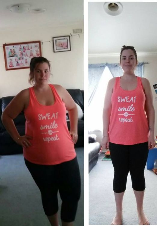 Lose Baby Weight-25kg Loss