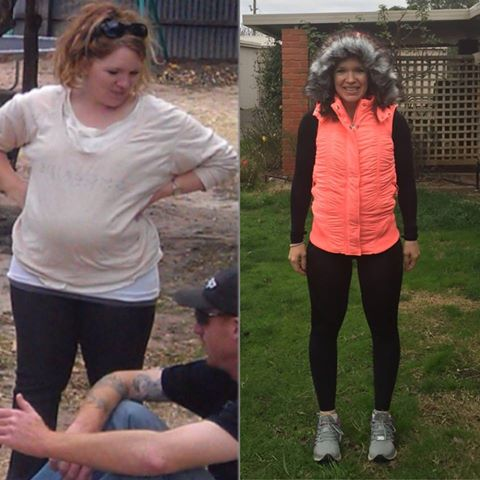 Lose Baby Weight - 27kg Loss