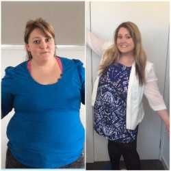 Lose Baby Weight- 25kg Loss