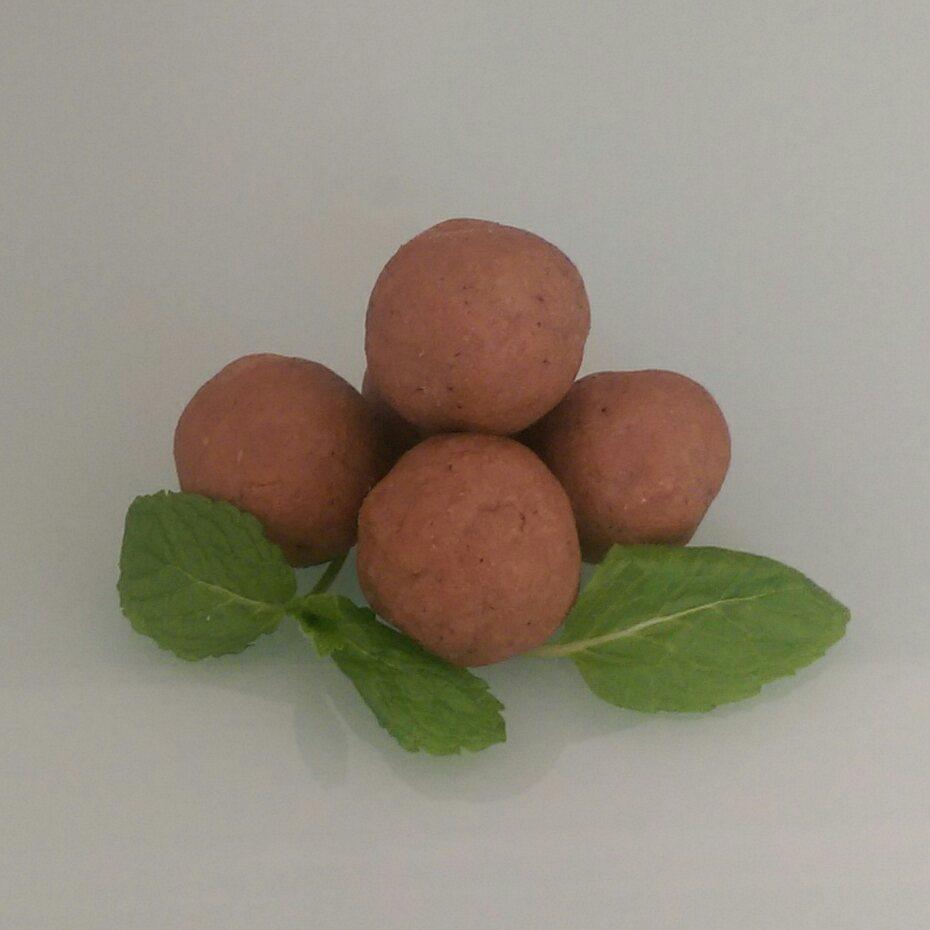 Lose Baby Weight- Choc Mint Fudge Balls