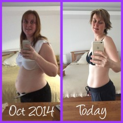 Lose Baby Weight-22.5kg Loss