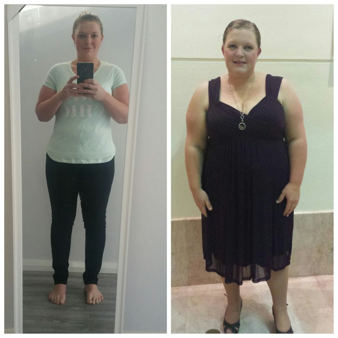 Lose Baby Weight -13kg Loss