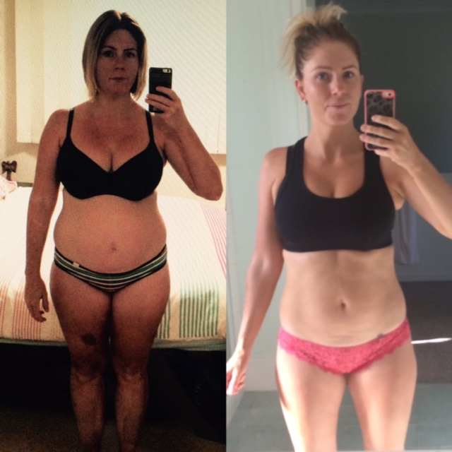 Lose Baby Weight-11.9kg Loss