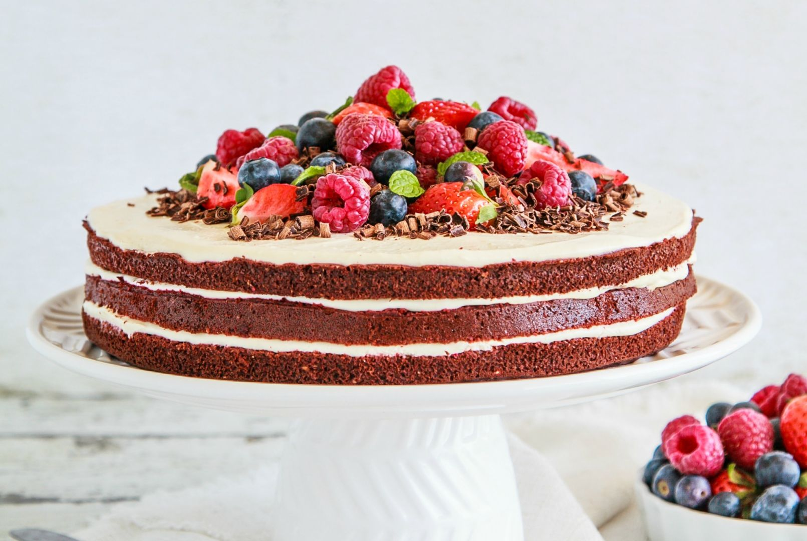 Our Top Ten Healthy Birthday Cakes