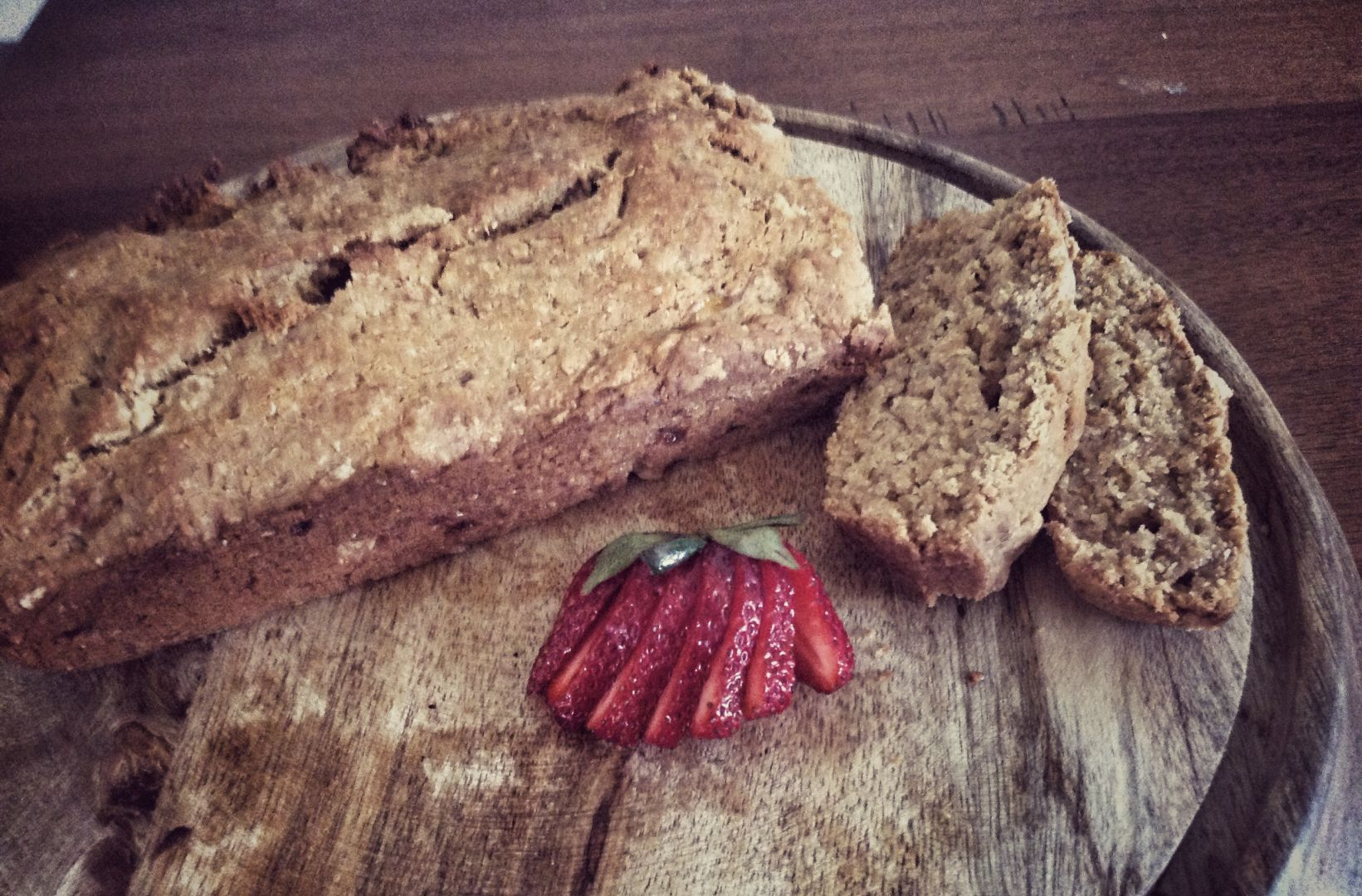 Sarahs healthy banana cake recipe lose baby weight healthy eating recipes forumfinder Images