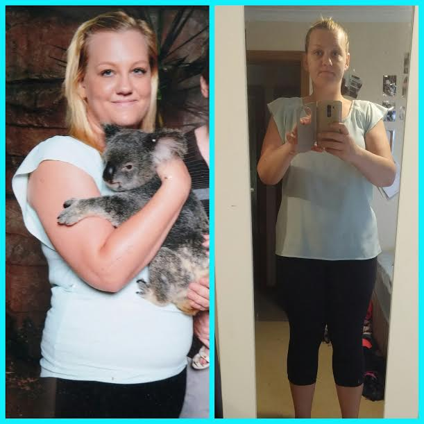 Lose Baby Weight-12kg Loss