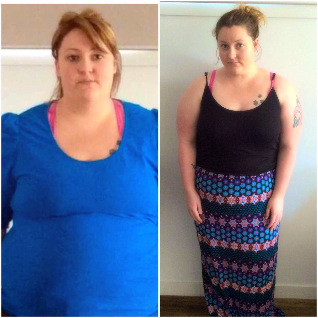 Lose Baby Weight- 31kg Loss