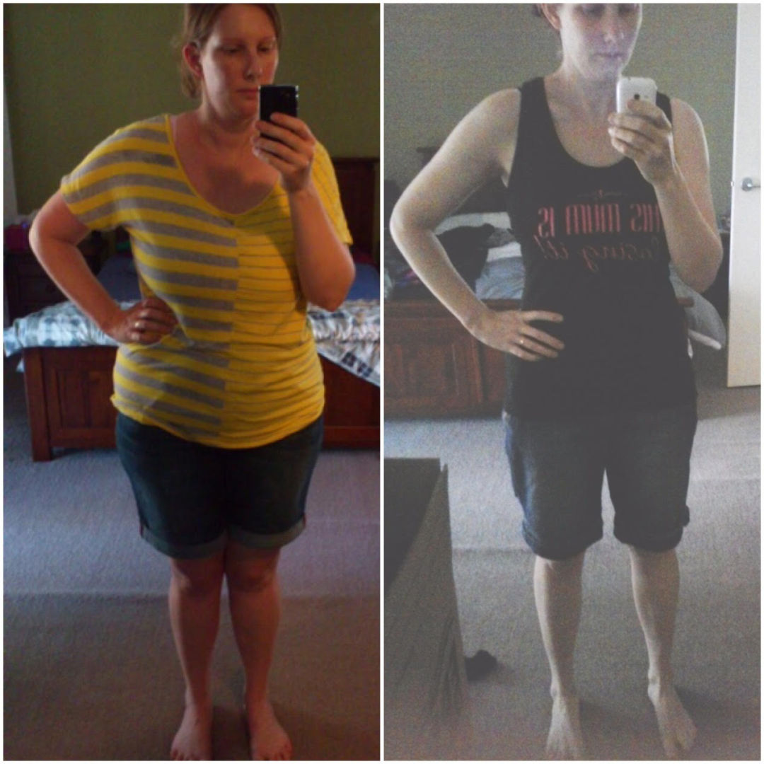 Lose Baby Weight-15kg Loss