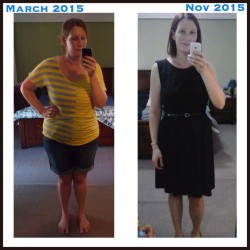 Lose Baby Weight-17kg Loss