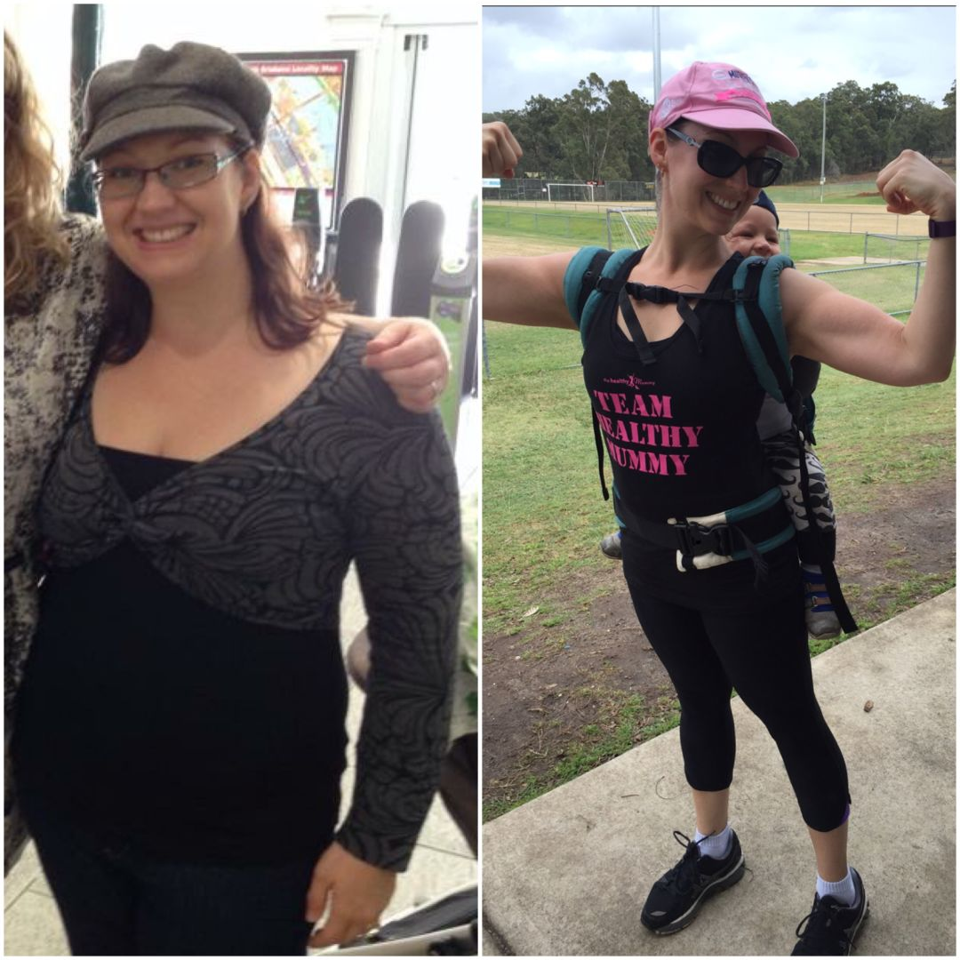 Lose Baby Weight-16kg loss