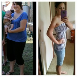 Lose Baby Weight-25kgs loss