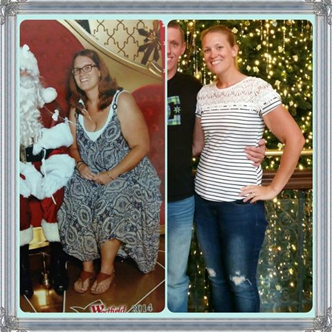Lose Baby Weight-34kg* loss