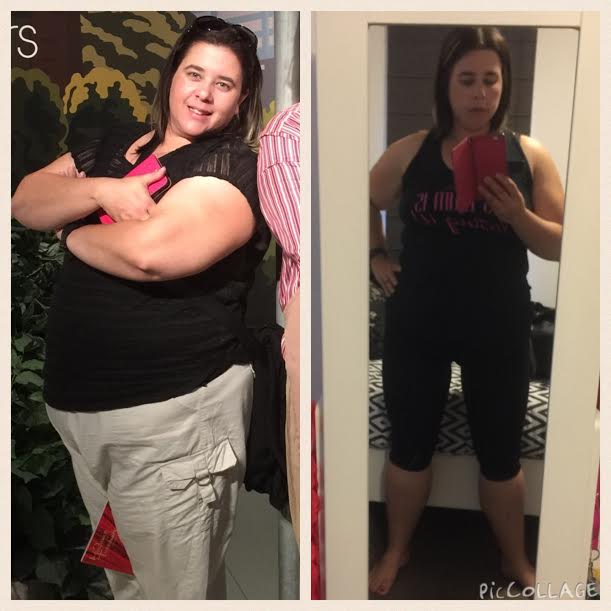 Lose Baby Weight-23kg loss
