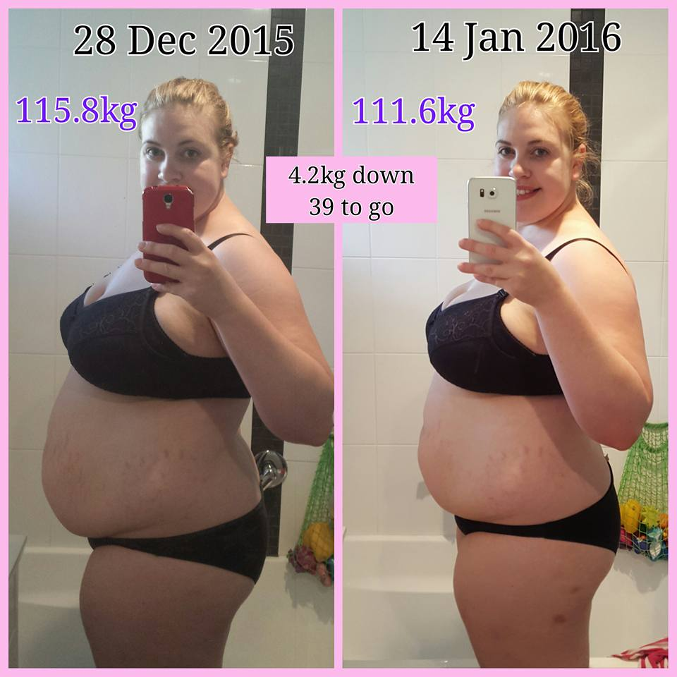 Biggest loser weight loss week 1 picture 8