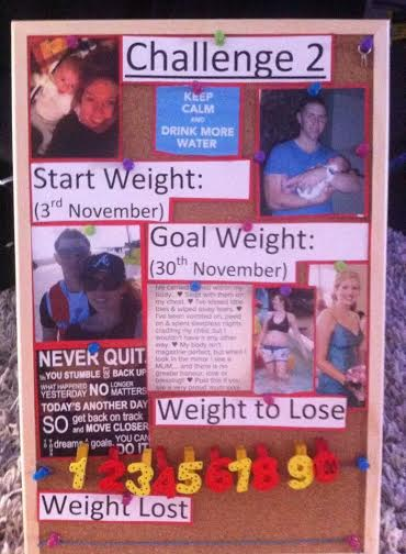Cambridge weight plan weight loss diary image 1