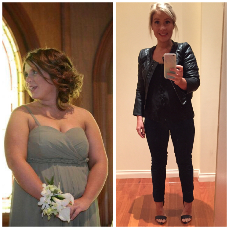 Lose Baby Weight- 15kg Loss
