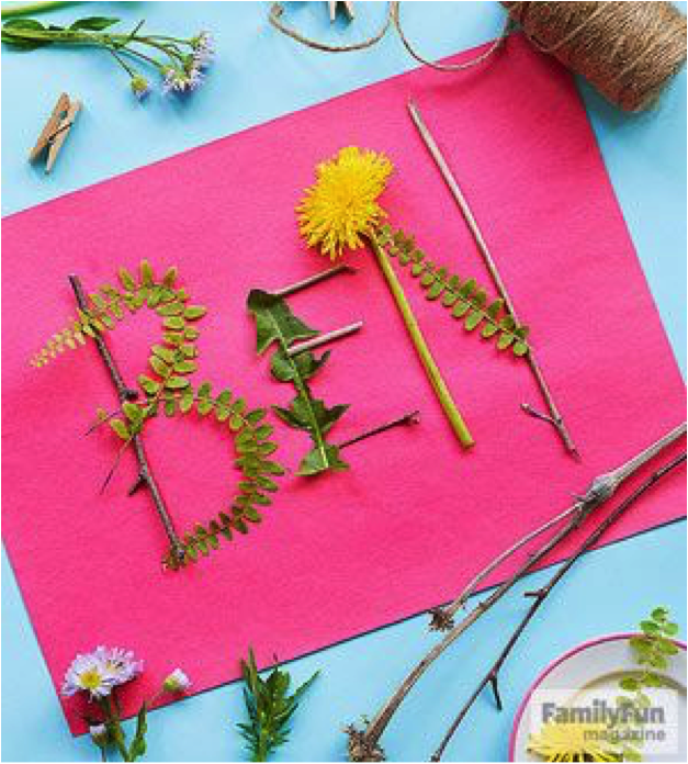 10 craft activities for the school holidays