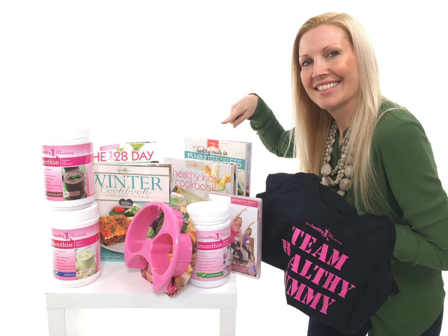 WIN A Healthy Mummy Prize Pack Worth $447 AND GET INSPIRED