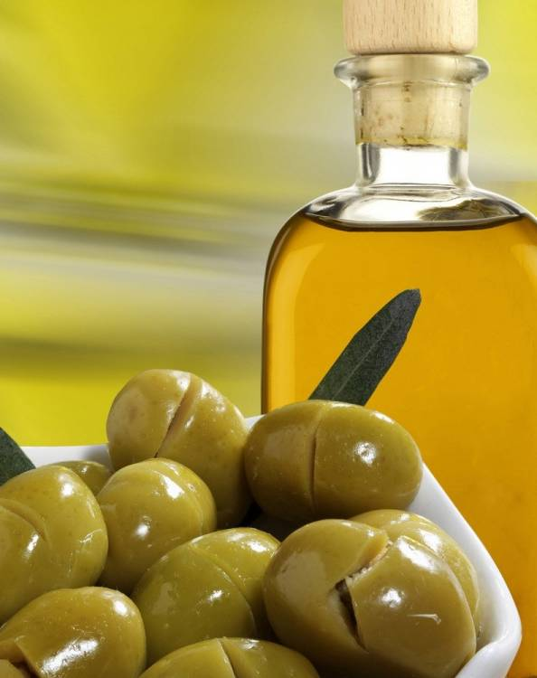 Extra virgin olive oil is highly recommended for better health