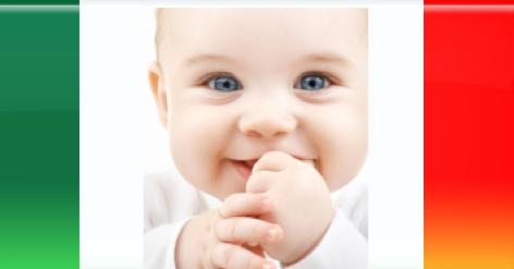 Top 20 Italian Baby Boys Names