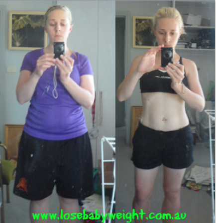 Weight Loss Results - Lose Baby Weight