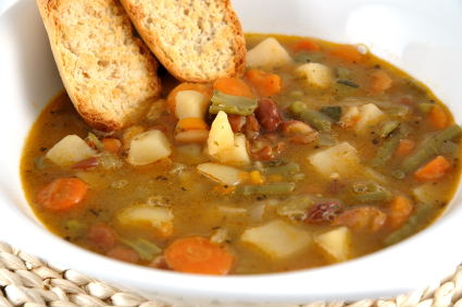 Low Fat Soup Recipes - Lose Baby Weight