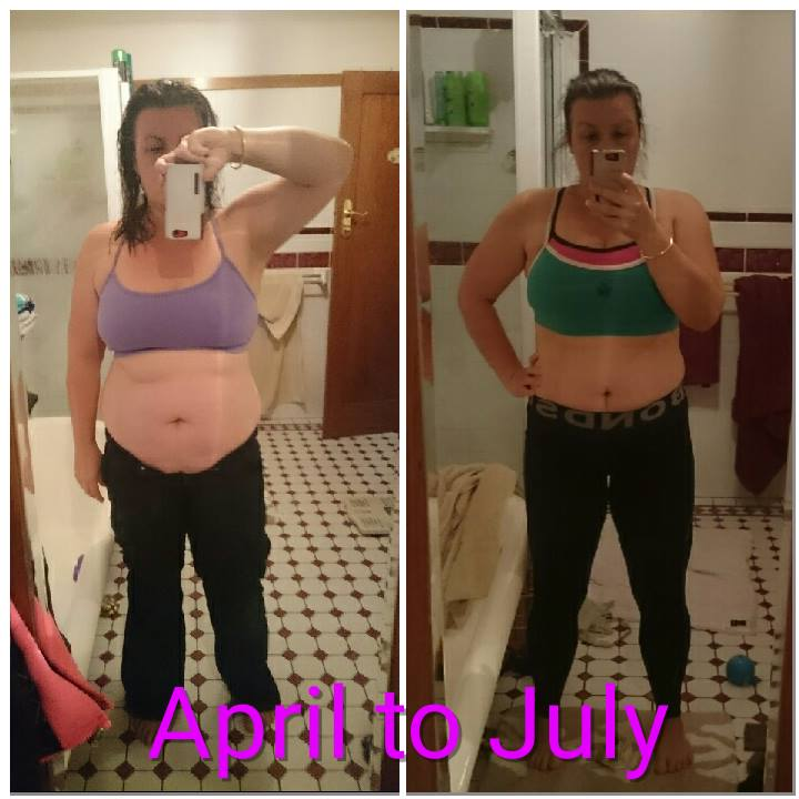 Lose Baby Weight-9.2kg Loss