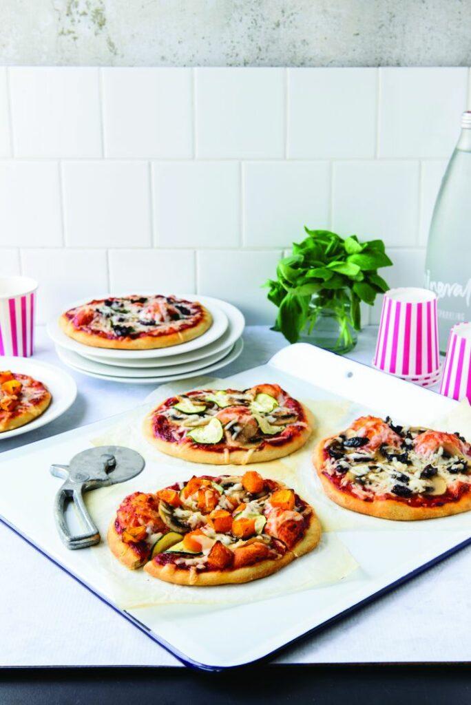 2 ingredient pizza
