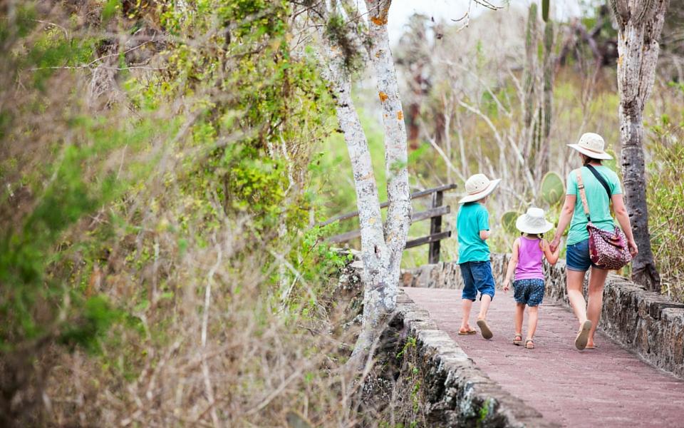 10 fun ways to exercise as a family